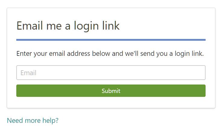 Login Link